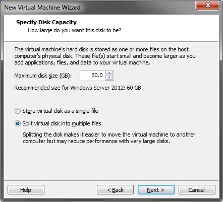 VMware - HD Info