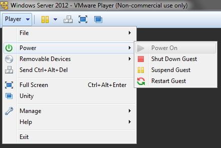VMware - Power
